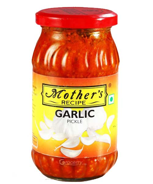 Mothers : Garlic Pickle [ 300 gm ]