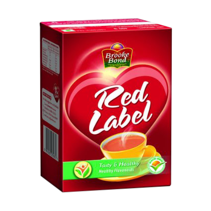 DAMAGED OUTER BOX Red Label Tea 500g