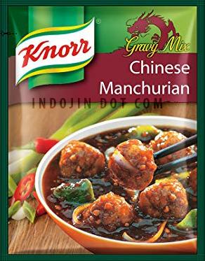 Knorr Chinese Manchurian Gravy Mix 55gm
