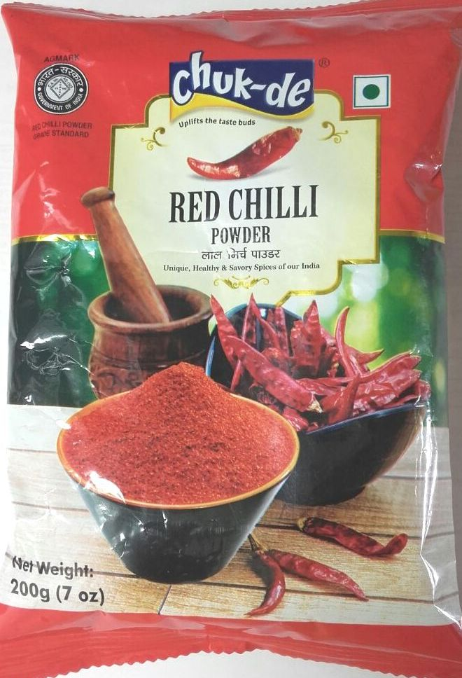 Chuk-de : Red Chilli Powder 200gm