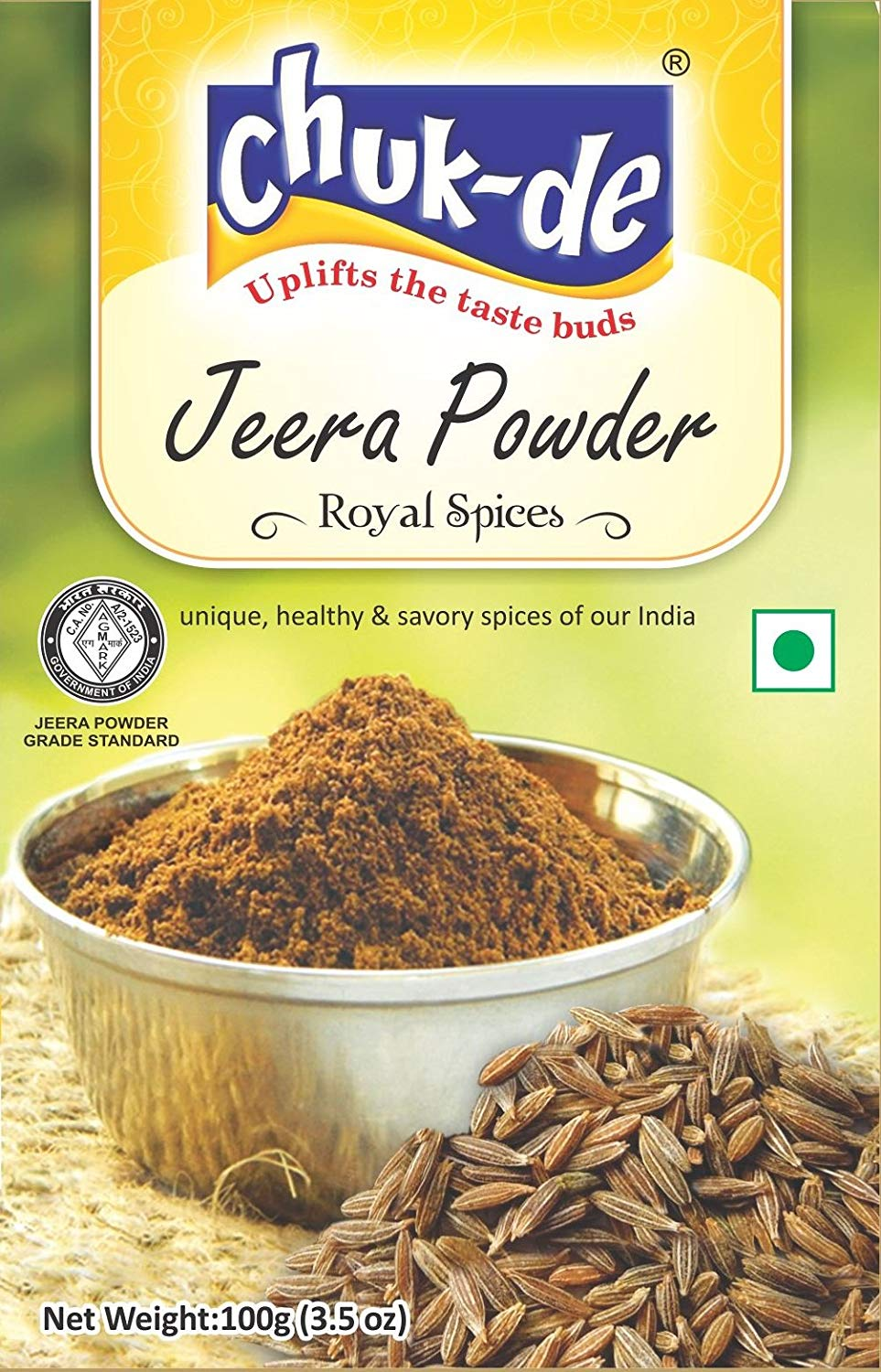 Chuk-de : Cumin Powder 200gm