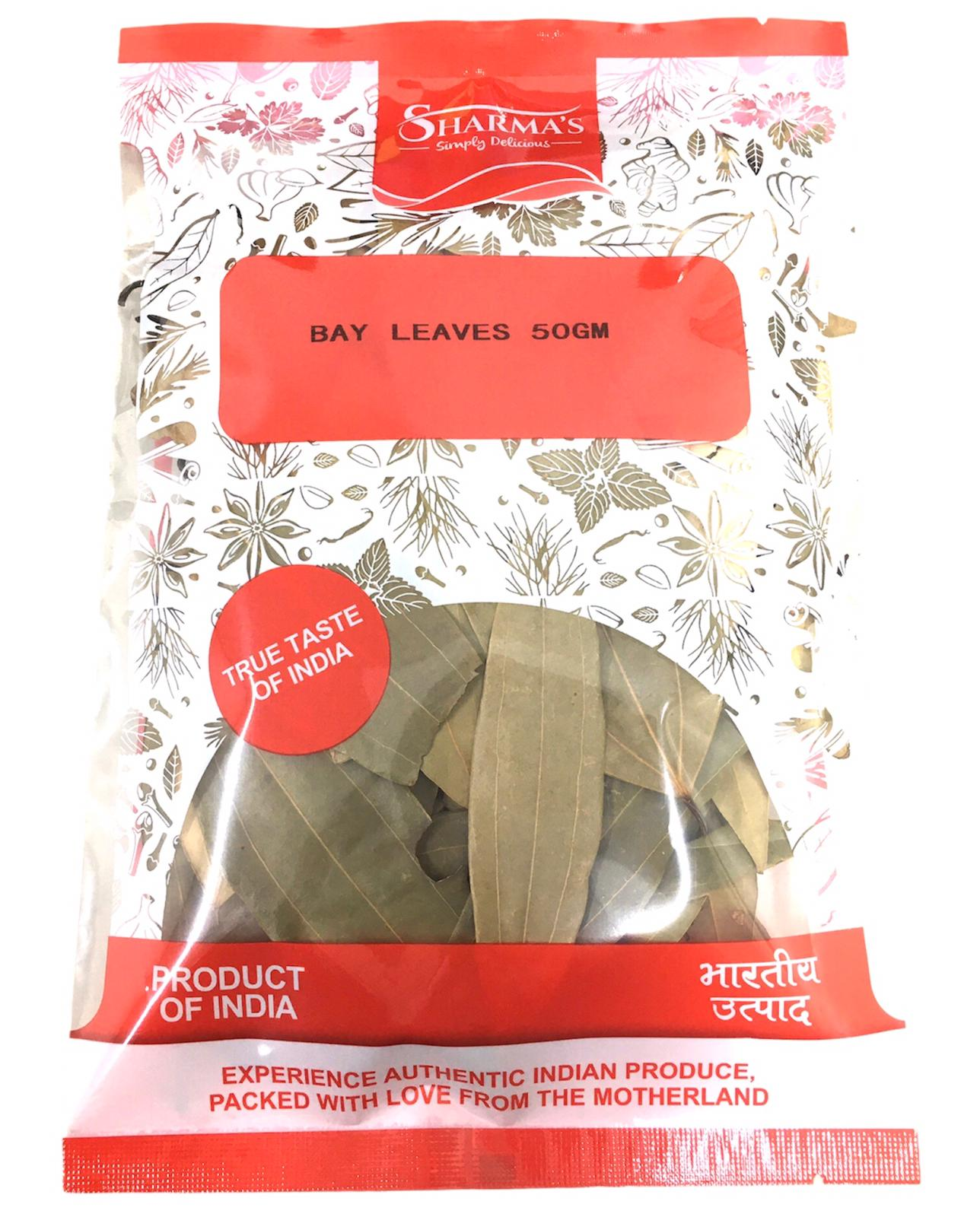 SHARMA'S: Bay Leaves ( Tej Patta ) [ appx. 50 gm ]