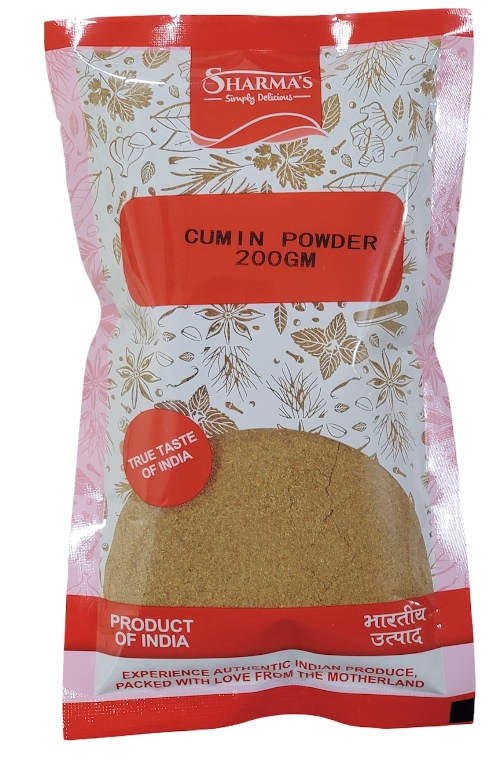 SHARMA'S Cumin Powder (Jeera POWDER) 200G