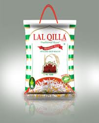 Lal Qilla : Indian Basmati Rice [ 5 kg ]