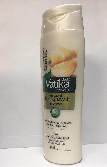 Vatika Shampoo Garlic Natural growth 400ml