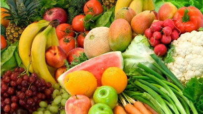 FRESH FRUIT & VEGETABLES