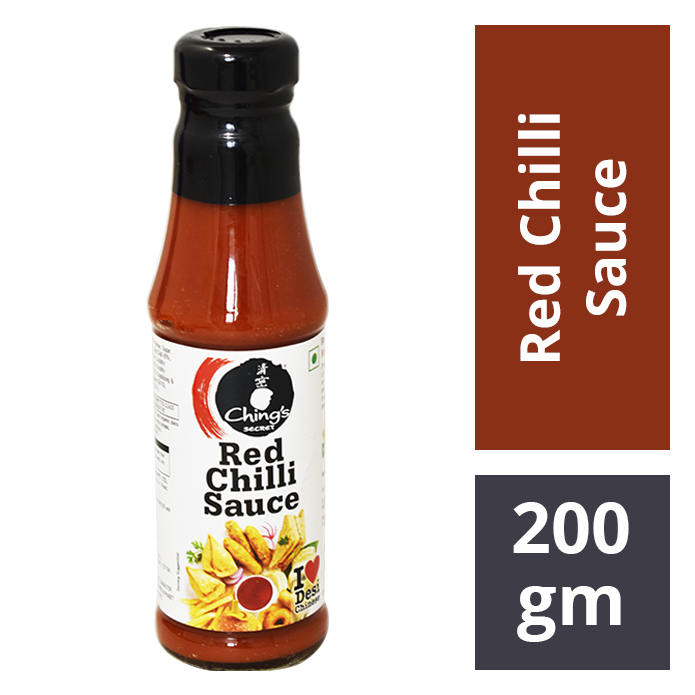 Ching's : Red Chilli Sauce [ 200 gm ]