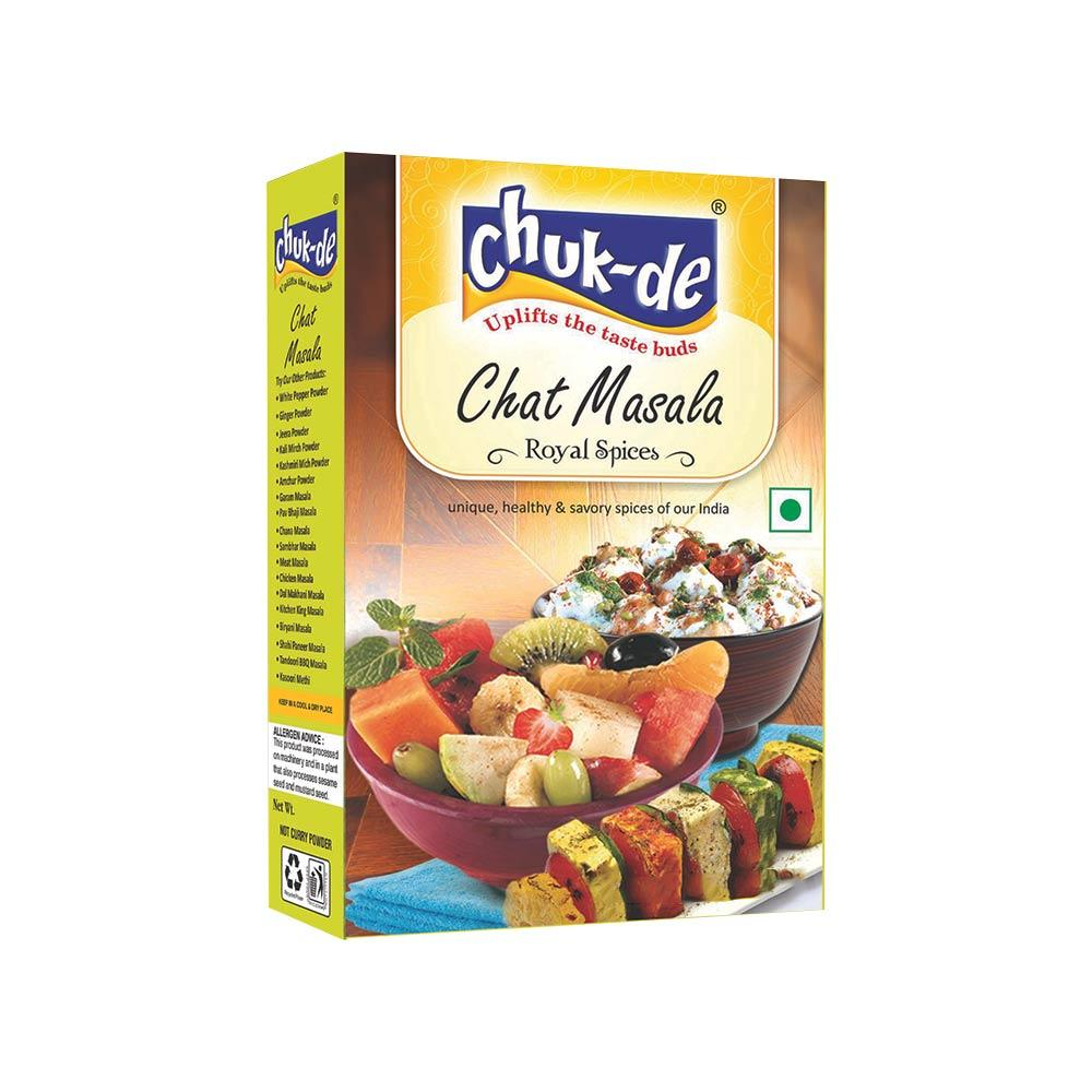 Chukde Chat Masala [ 100 gm ]
