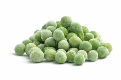 Green Peas (Green Mutter) Frozen [ 1 kg ] Delivery only with frozen parcel