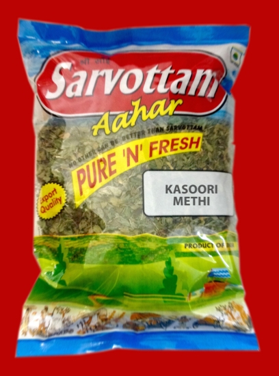 Fenugreek Leaves (Kasoori Methi) 100g