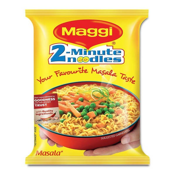 Nestle : 2 Minute Maggi Noodles Double Pack [ 140 gm ]