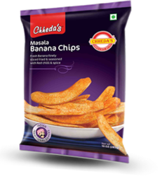Chheda's Long Masala Banana Chips 170gm