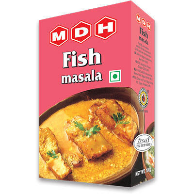 MDH : Fish Curry Masala [ 100 gm ]