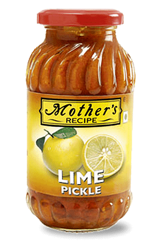 Mothers : Lime Pickle [ 300 gm ]