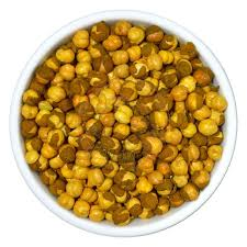 Sarvottam Aahar : Roasted Chana Dal ( Whole ) [ 500 gm ]