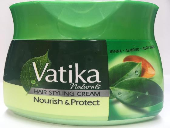 Vatika Nourish & Protect Hair Cream 140ml