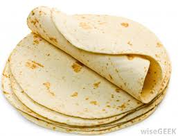Tortilla -White Chapati 12pcs