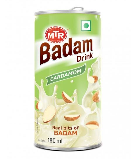 MTR : Cardamom Drink Can 180 ml