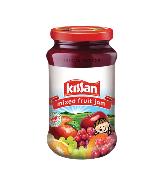 Kissan :Kissan Mixed Fruit Jam [ 500 gm ]