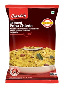 Chheda's Roasted Poha Chivda 170gm