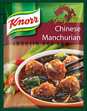 Knorr Chinese Manchurian Gravy Mix 55gm