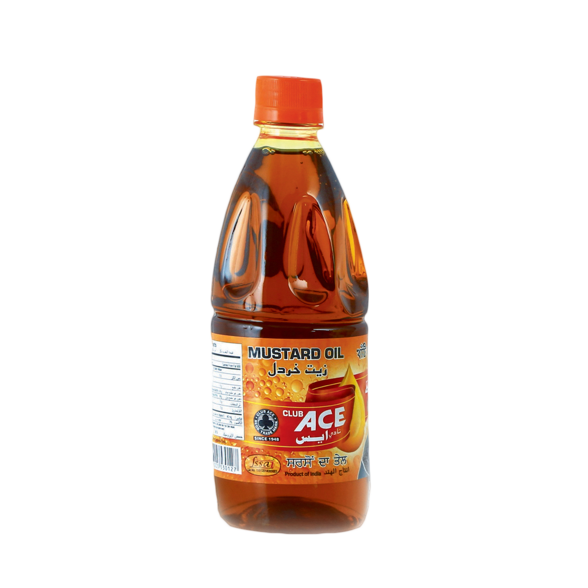Ace Brand : Mustard Oil ( Kacchi Ghani ) [ 500 ml ]