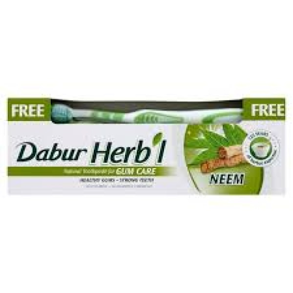 Dabur Herbal Tooth paste Neem 150g