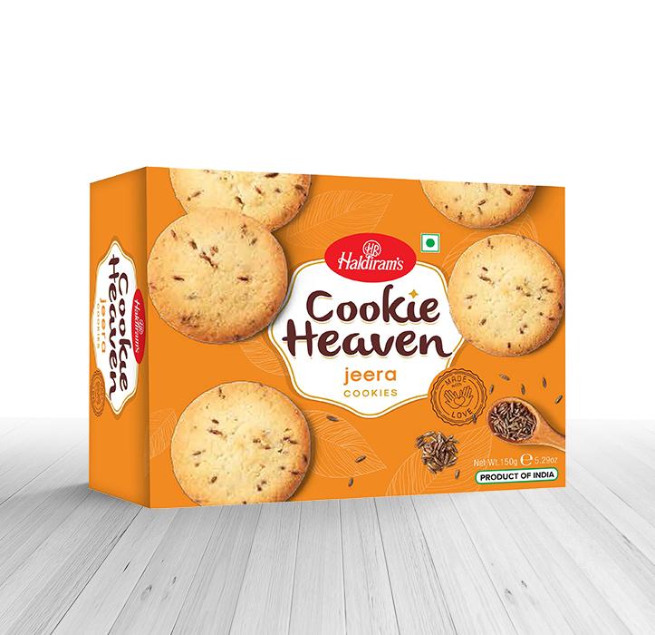 Haldiram`s Jeera Cookies 150gm