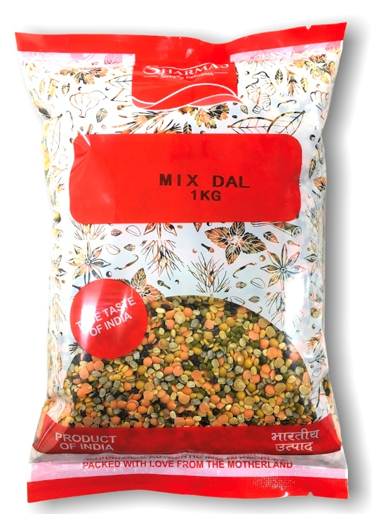 SHARMA'S INDIAN Mix Dal (Chilka) 1 Kg