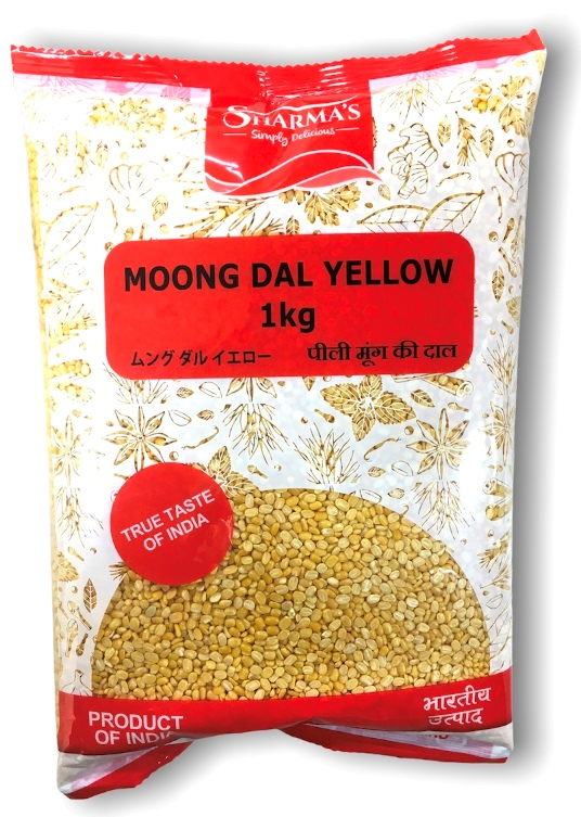 SHARMA'S Yellow Moong Dal(INDIAN) [ 1 kg ]