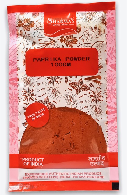 SHARMA'S Paprika Powder 100g