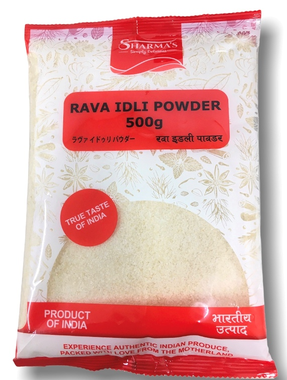 SHARMA'S Rava Idli Powder [ 500 gm ]