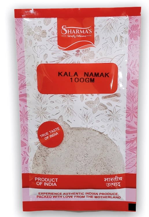 SHARMA'S Kala Namak ( Black Salt ) [ 100 gm ]