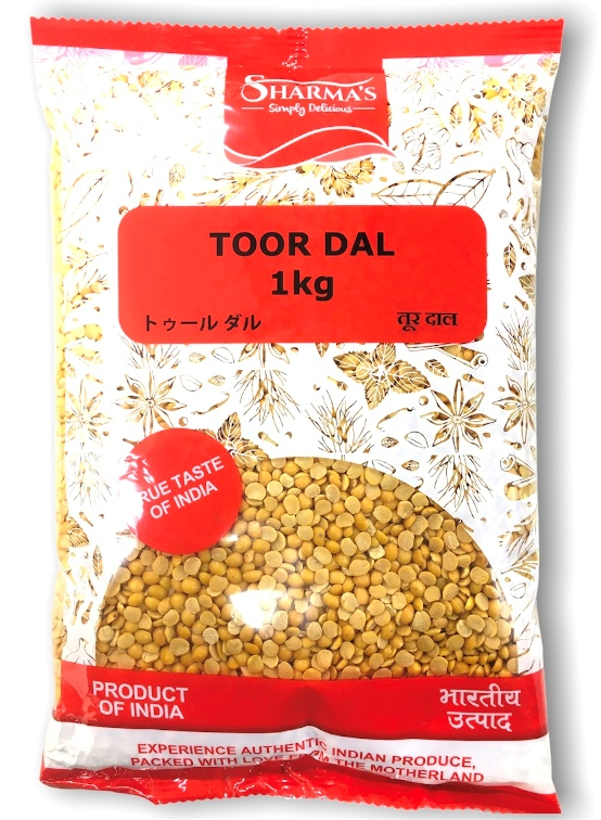 SHARMA'S Arhar / Toor Dal (INDIAN) 1 kg