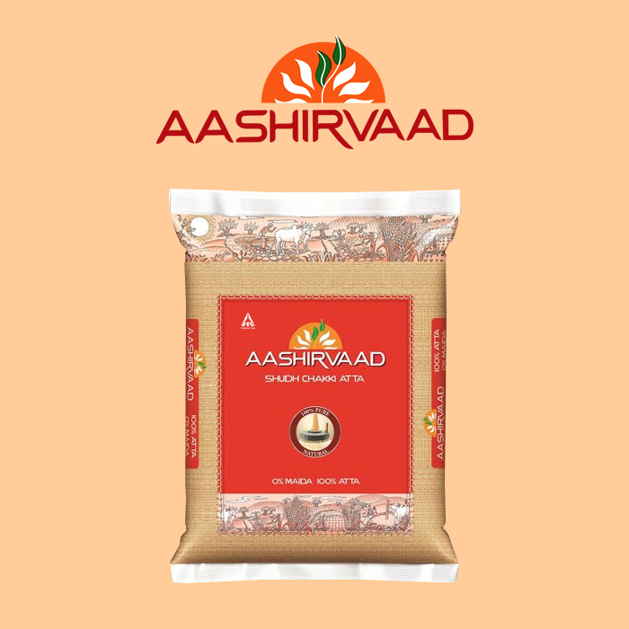 Ashirvaad Superior MP Atta 2 kg