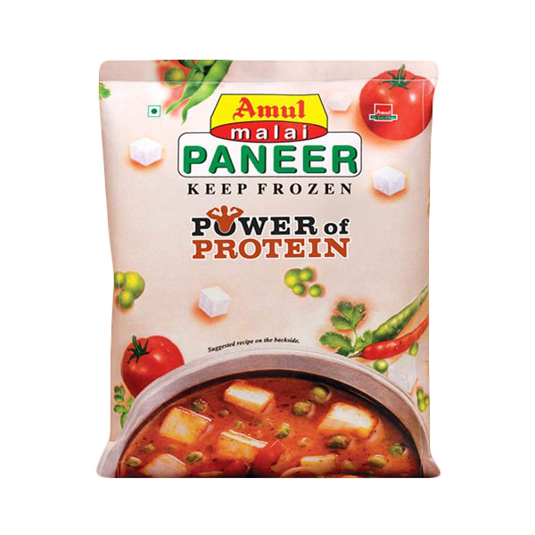 Amul Paneer Cubes 200g