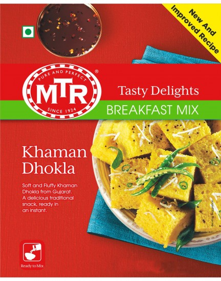 MTR : Instant Khaman Dhokla Mix [ 200 gm ] - Click Image to Close