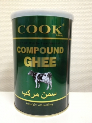 Cook Brand : Compound Ghee 900g