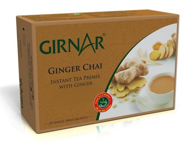 Girnar Ginger Tea Premix 10 servings