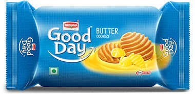 Britannia : Good Day Butter Cookies 90gm