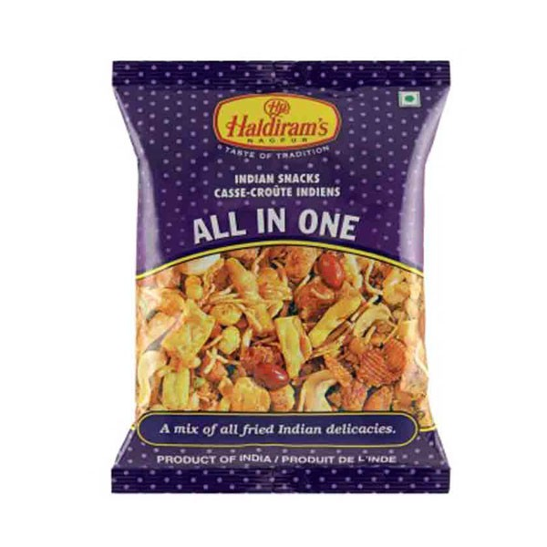 Haldiram All In One 150 GMS.
