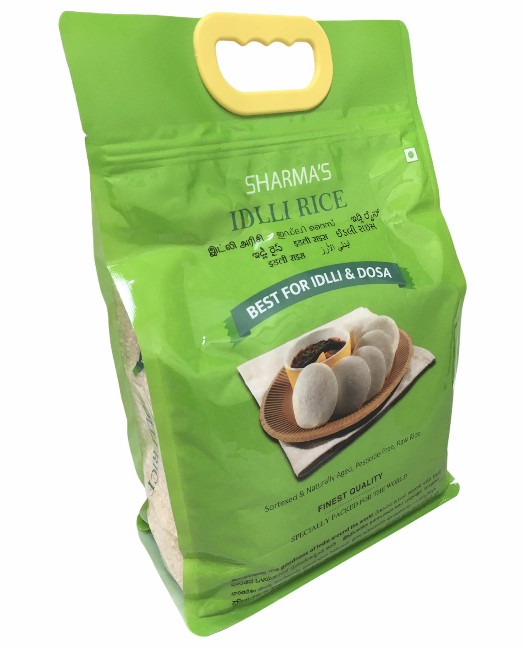 SHARMA'S Special Idli-Dosa Rice [ 5 kg ]