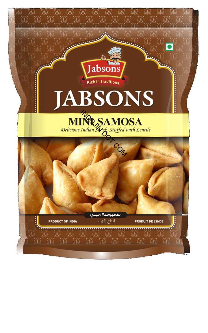 Jabsons : Mini Samosa Dry[ 200 gm ]