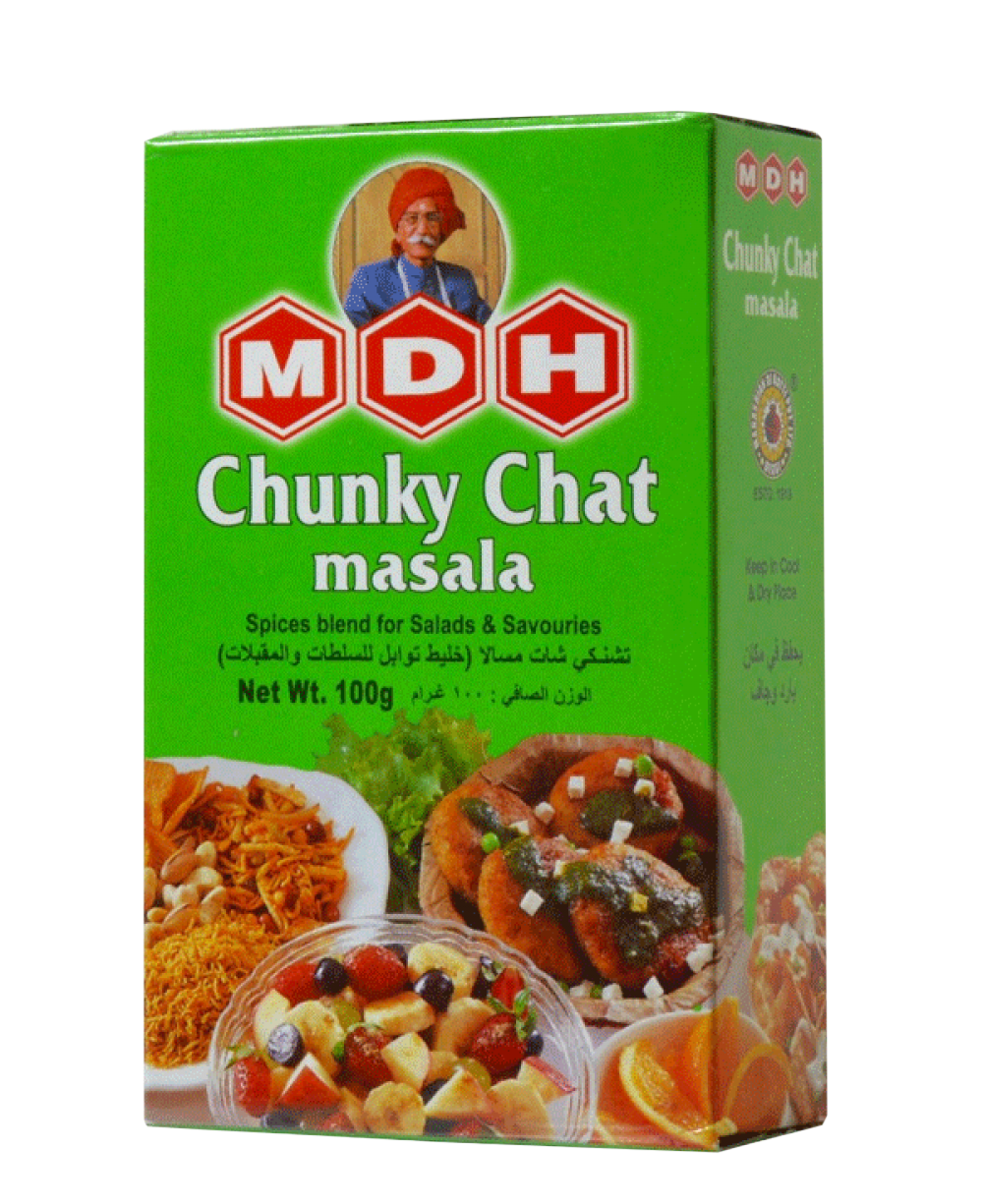 MDH : Chunky Chat Masala [ 100 gm ]