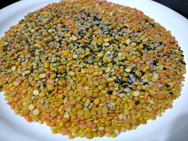 Mix Dal (Chilka) 1 Kg
