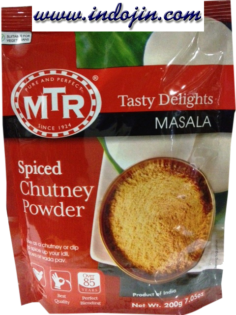 MTR : Spiced Chutney Powder 200g
