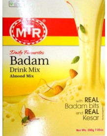 MTR :Instant Badam Drink Mix 200 gm